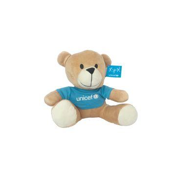 Plyšový medvěd UNICEF