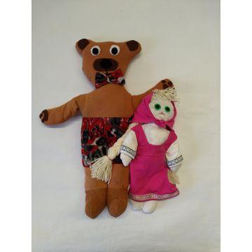 Adoptuj panenku Mášu a Medvěda