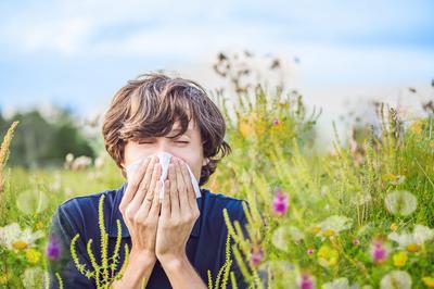 Senná rýma – příznaky a léčba